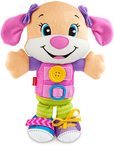 Fisher-Price Laugh & Learn to Dress Sis
