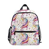 LORVIES Unicorn Mini Kids Backpack Pre-School Kindergarten Toddler Bag For Sale