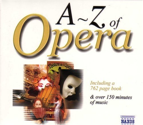 A - Z of Opera (includes 762 page booklet) (Az Outlet)