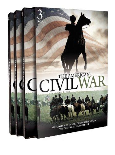 The American Civil War -  DVD