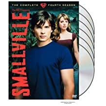Smallville : The Complete Fourth Season [2004] [DVD] by Tom Welling