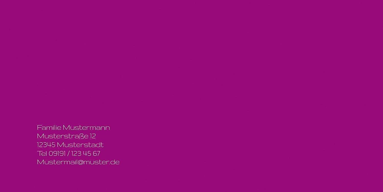 Kartenparadies Einladungskarte Konfirmation Butterfly, Butterfly, Butterfly, hochwertige Einladung zur Konfirmationsfeier inklusive Umschläge   10 Karten - (Format  215x105 mm) Farbe  Rosalila B01MTF06K7 | Qualitätsprodukte  | Verkauf  | Gutes Design  ade4bb