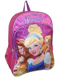 Disney Princess 16 inch Backpack - True Royalty
