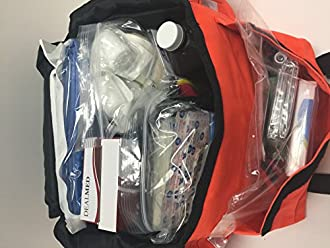 Stocked Trauma Bag Image