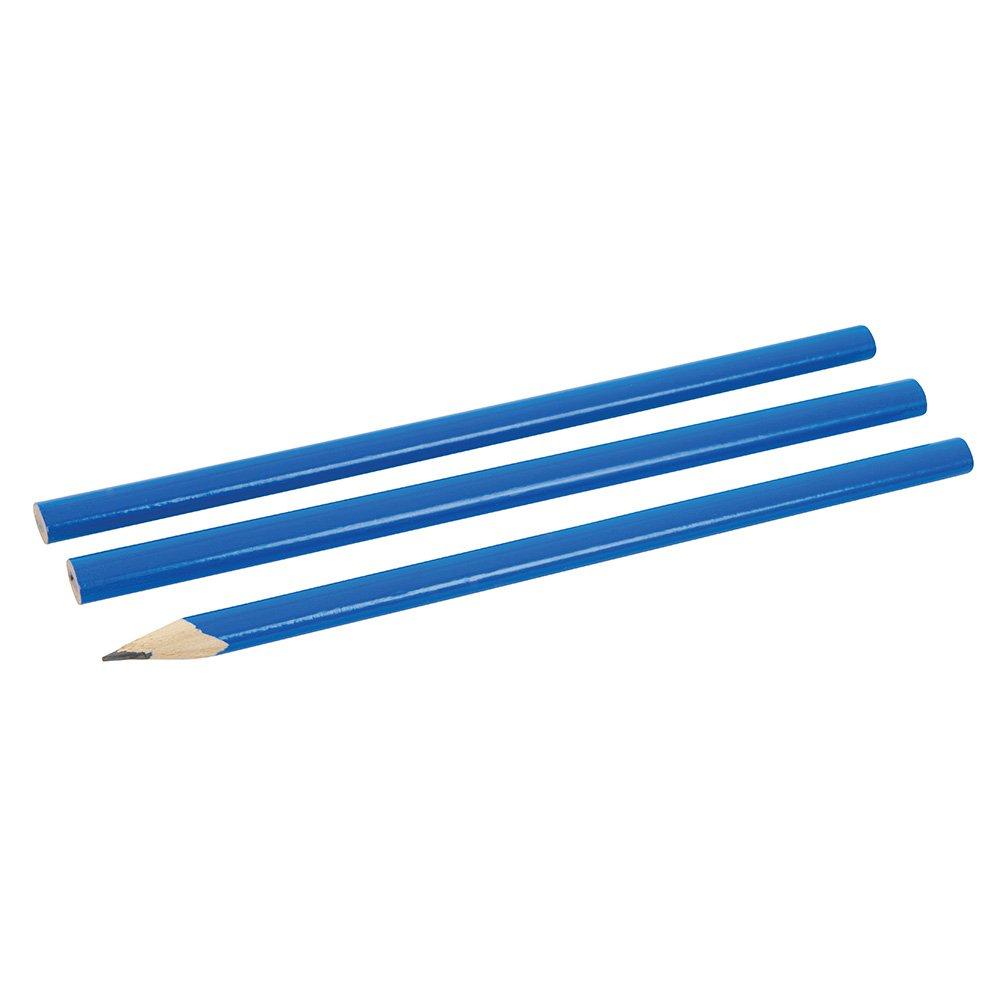Silverline CB81UB - Lá pices de carpintero, 3 pzas (3 pzas) Toolstream