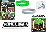 Official Minecraft Diamond Pickaxe Collection Gift Set of 11 Items