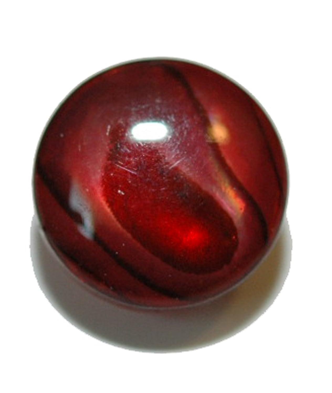 "10mm (3/8"") Red Abalone Paua Shell Tie Pin Tack (118)"