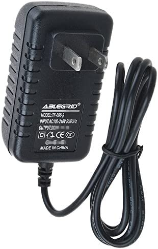 ABLEGRID 5V AC Power Adapter for D-Link DCS-2100G DCS-950G DCS-900 DCS-G900 IP Camera PSU