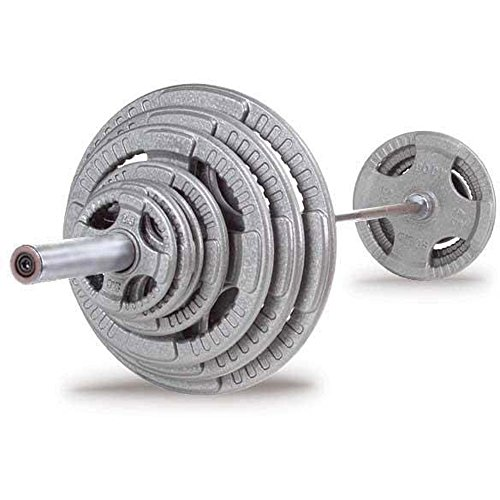Body Solid Steel Grip Olympic