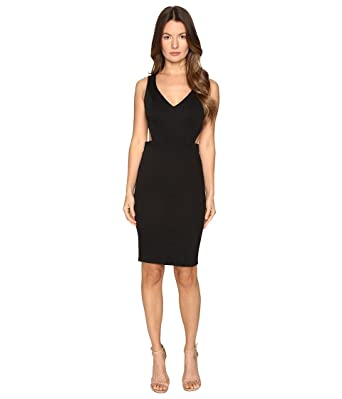 aadd3748f82 Amazon.com  ZAC Zac Posen Women s Vera Dress Black Dress  Clothing