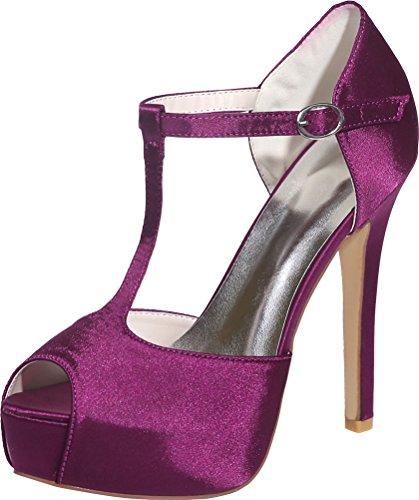 Plateforme Nice 5 Violet Femme 36 Find Violet AqSwRxR1