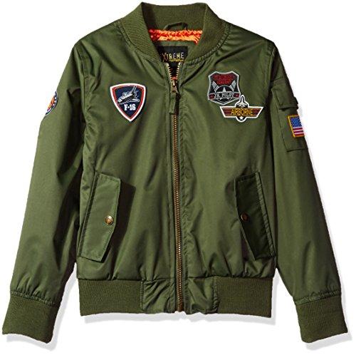 Reversible Boys Flight Jacket - 2