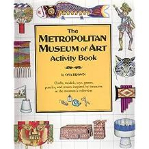 Metropolitan Museum of Art Activity Book