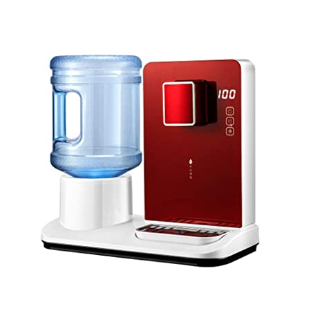 Dispensador De Agua Instantáneo Eléctrico, Mini Calentador Rápido De Agua Fría De Escritorio Y Agua