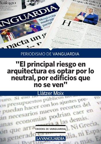 Descargar Libro Entrevista A Jean Nouvel, Arquitecto: