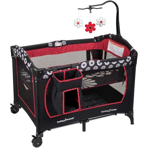 Baby Trend Nursery Center Playard, Mums Baby Tre' nd PY81046