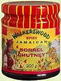 Walkerswood Spicy Jamaican Sorrel Chutney - 7 oz