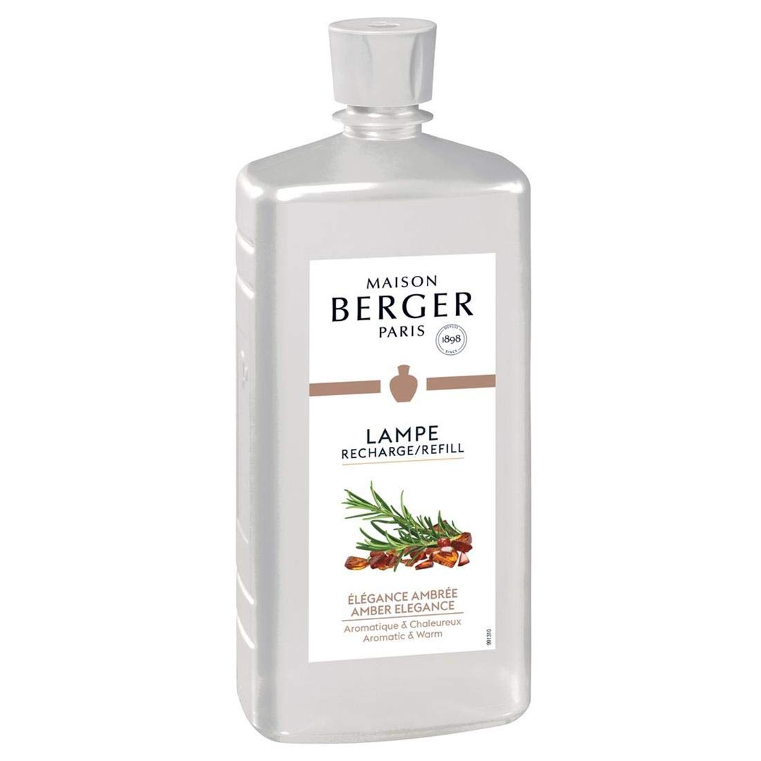 Lampe Berger Home Fragrance Amber Elegance 1000 Ml Multi