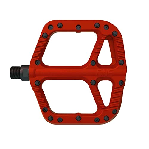 OneUp Components Composite Pedal - Best Flat Pedals for Downhill