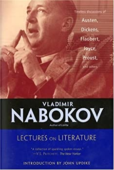 Lectures on Literature 0151495971 Book Cover