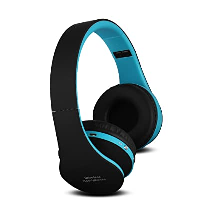 6763d55aa4e FX-Victoria Over Ear Headphone, for Bluetooth Wireless Headphones, Stereo  Foldable Headset with