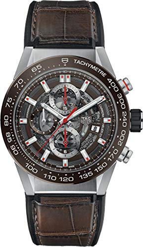 Tag Heuer Carrera Calibre Heuer 01 Automatic Men's Watch CAR201U.FC6405