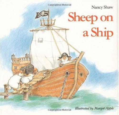 Sheep on a Ship (Sandpiper Houghton Mifflin Books)
