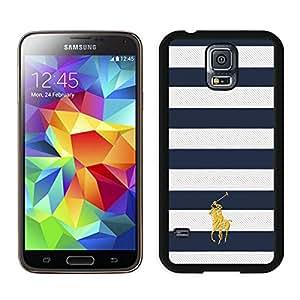 Samsung Galaxy S5 Lauren Ralph Lauren 21 Black Screen Cellphone Case Genuine and Popular Design