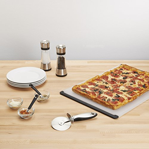 OXO SteeL Pizza Wheel and Cutter
