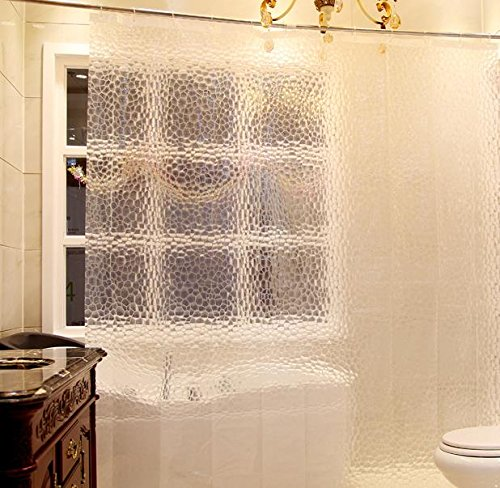 eforcurtain-eco-friendly-3d-cube-clear-shower-curtain-liner-no-odors-non-toxic-no-chemicals-100-eva-