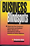 Business Blindspots : Replacing Your Company's Entrenched and Outdated Myths and Beliefs, Gilad, Benjamin, 155738536X