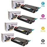 LD © Compatible Lexmark C734/C736 Set of 4 Toner Cartridges: 1(Black/Cyan/Magenta/Yellow), Office Central