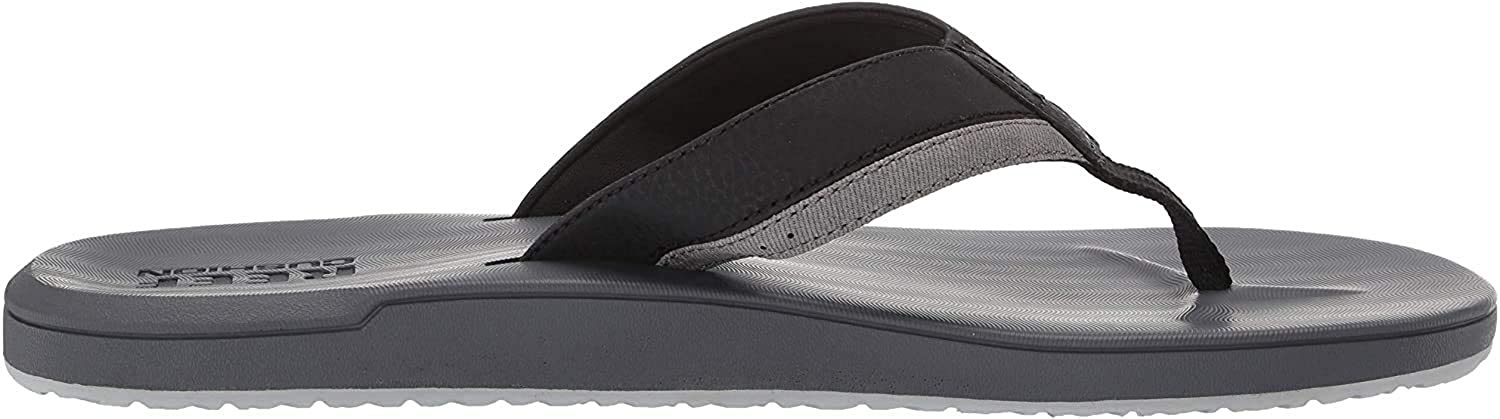 Reef Mens Leather Contoured Cushion Sandal