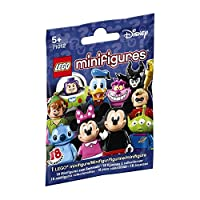 LEGO, Disney Minifigures, Bundle of 4(71012) Styles May Vary from LEGO
