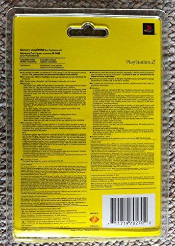 51y3eGLxEfL - PlayStation 2 Memory Card (8MB)