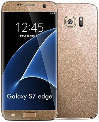 Para Samsung Galaxy S7 Edge Color Colorful Wrap adhesivo protector ...