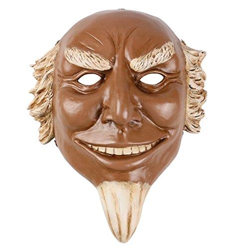 (Gmasking Election Horror Year Uncle Sam Movie 1:1 Costume Mask)