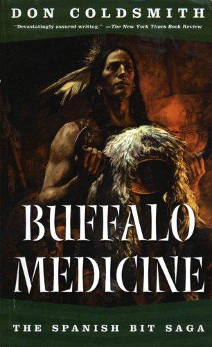 book cover of Buffalo Medicine