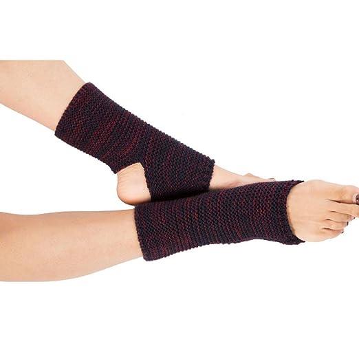 Calentador de pierna Tejer, cicuta niña de botas para mujer ...