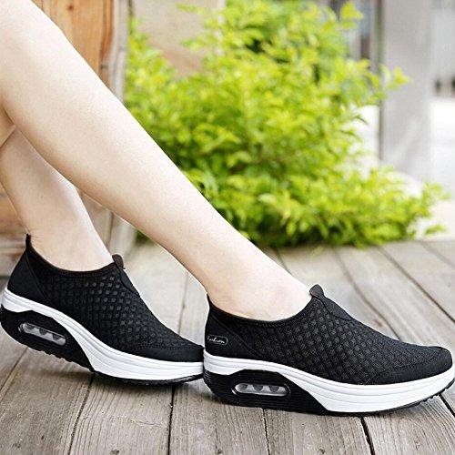 de Ons Mujer Fall Zapatos Slip y XUE de Mesh Conducci Zapatos Mocasines Spring xzPEqXEw
