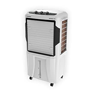 Crompton Optimus 100-Litre Desert Cooler (White)