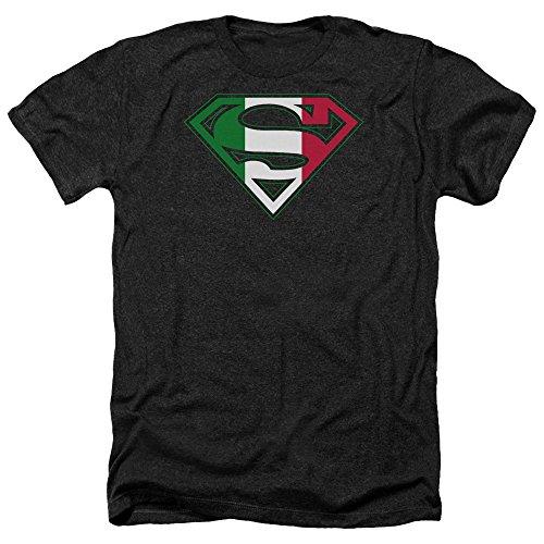 italian superman shirt - 1