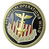 united 1st - United States Air Force 1st Special Operations Wing (1 SOW) GP COIN 1089#