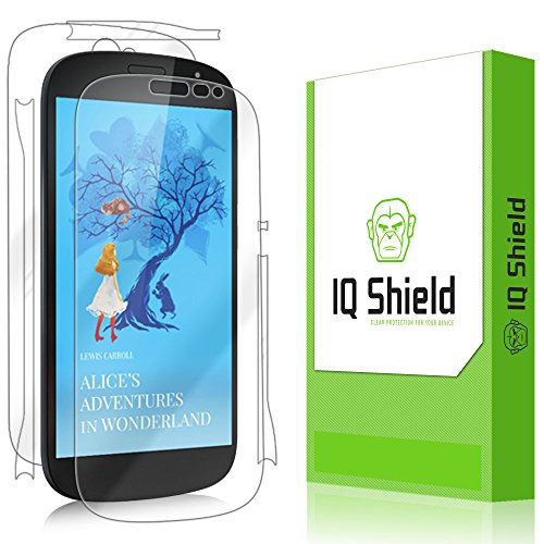Transparent Front + Back Film LCD Screen Protection For Yota Yotaphone 2 - 1