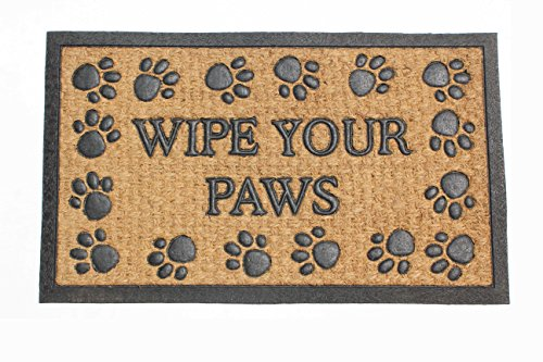 door-mat-natural-coir-and-rubber-size-18-x-30-wipe-your-paws
