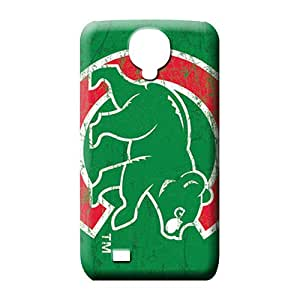 samsung galaxy s4 case Plastic Forever Collectibles phone cover shell chicago bulls mlb baseball