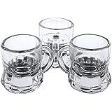 S/o 3cl stamper lot de 48 verres à schnaps verre shot 0392 (verre de bar)
