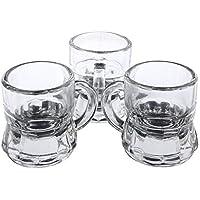 Schramm® 24 vasos de chupito 3cl Stamper Schnaps
