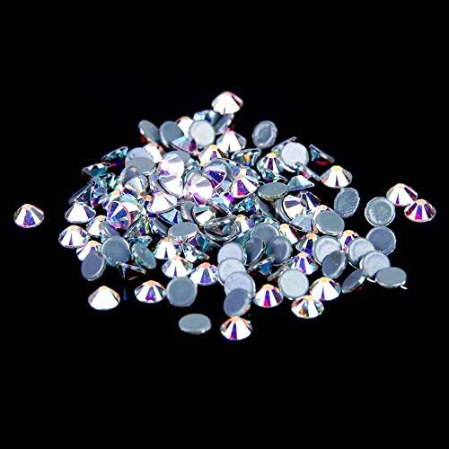 ss3 1.3mm 1440pcs Nizi Jewelry Crystal Clear Color Hotfix Rhinestones ss3 ss4 ss5 ss6 ss8 ss10 ss12 ss16 ss20 ss30 ss34 ss40