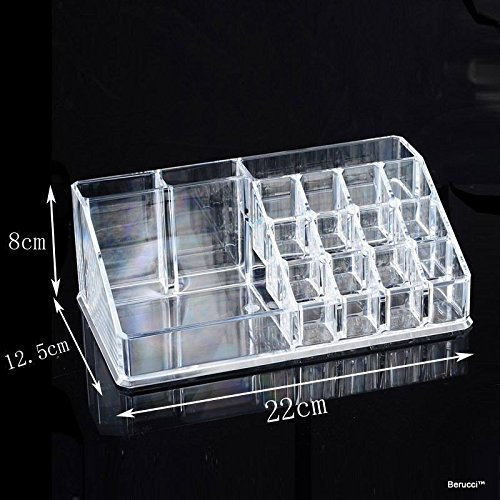 Affordable acrylic makeup organizer